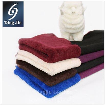 """河南丁九专注皮毛制品20年,""""河南丁九""""美利奴羊毛皮产品深受国内外新老客户的青睐。"""