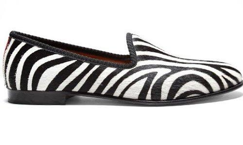 马毛皮--鞋